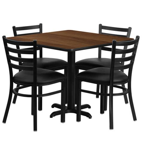 restaurant tables and chairs for sale cafeteria breakroom square dining table sets restaurant