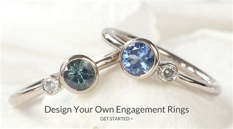 design your own engagement ring lilia nash jewellery ethical jewellery conflict free