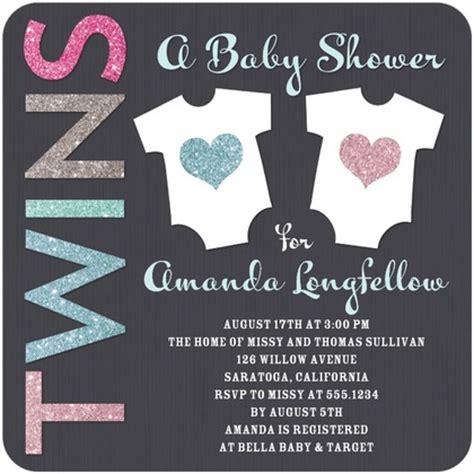 Creative  Ee  Baby Ee    Ee  Shower Ee   Verses For A Twin  Ee  Baby Ee    Ee  Shower Ee