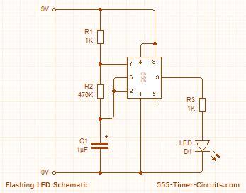 Timer How Build Blinking Indicator Led Light