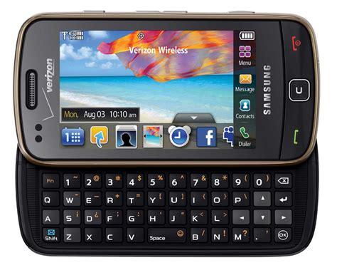 Samsung Rogue Sch-u960 Phone, Black (verizon