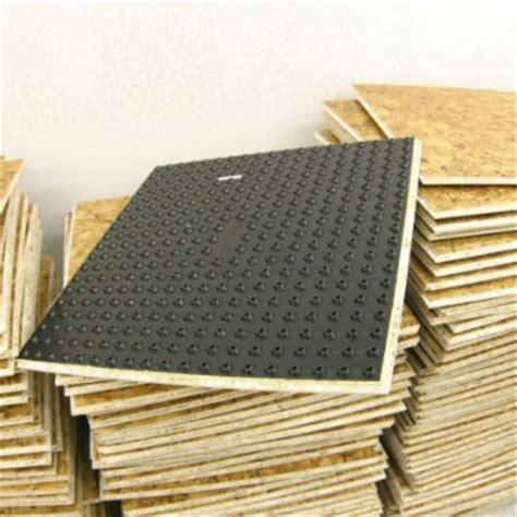Basement Subfloor Panels  Home Construction Improvement