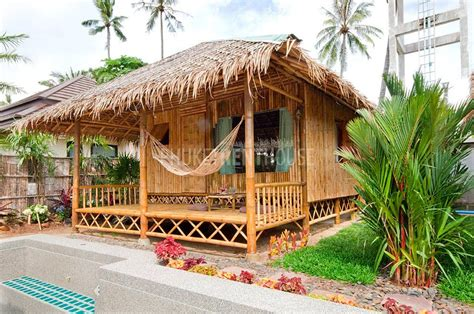 Raw2429 Bamboo 1 Bedroom Bungalow In Rawai  Phuket Rent