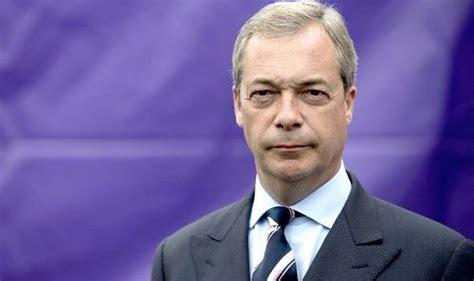 Ukip Leader Nigel Farage Condemned Over Paris Massacre