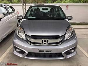 2016 Honda Amaze Facelift  U0026 Cvt  Automatic    Official Review - Page 4