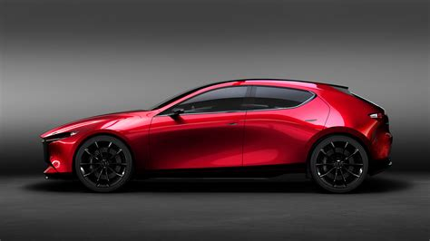 Mazda Kai Concept Previews 2019 Mazda 3  Photos (1 Of 20