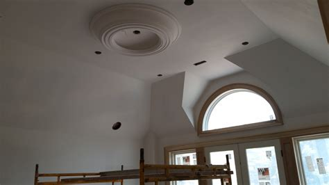 Finishing Drywall On Ceiling by Toronto Drywall Taping Drywall Finishing Level 5 Finish