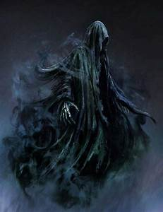 Lethifold VS Dementor. | Harry Potter Amino