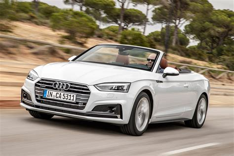 audi convertible new audi a5 cabriolet 2017 review auto express