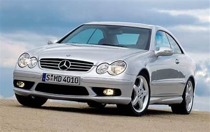 Clk Mercedes Amg Benz 55 2002 Ws