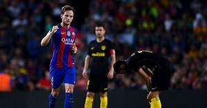 Barcelona 1-1 Atletico Madrid: Lionel Messi and Sergio ...