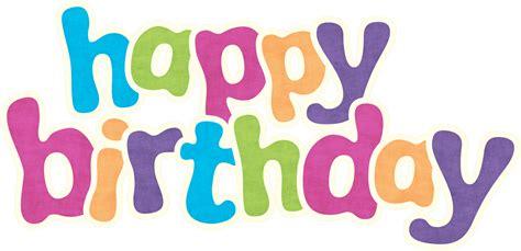 Happy Birthday скачать Png картинки бесплатно