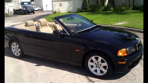 2001 Bmw Convertible by For Sale 2001 Bmw 325ci Convertible Www Southeastcarsal