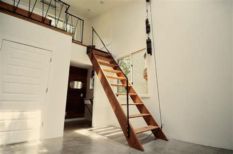 folding staircase folding stairs designs ideas latest door stair design