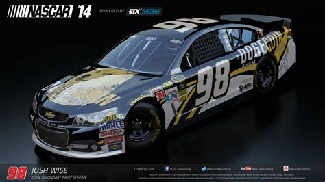 Official render of the Dogecar, coming soon to NASCAR'14 ...