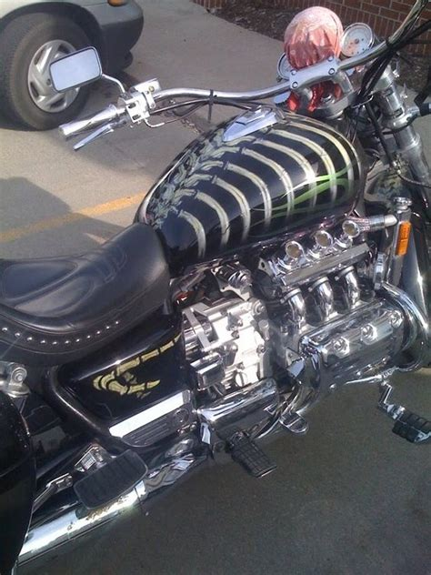 motorcycle paint jobs with religious cross harley custom