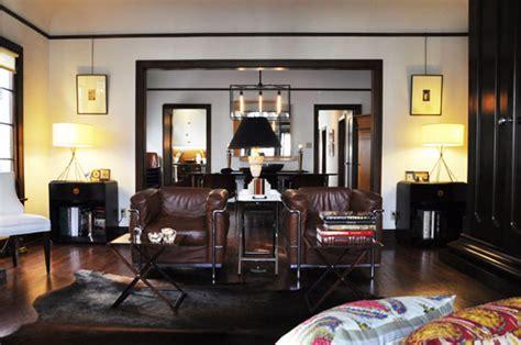 decoration americaine pour chambre décoration salon style americain