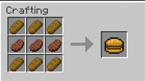 minecraft console  secret crafting recipies