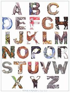 Animal En G : animals in alphabet illustration and musings ~ Melissatoandfro.com Idées de Décoration
