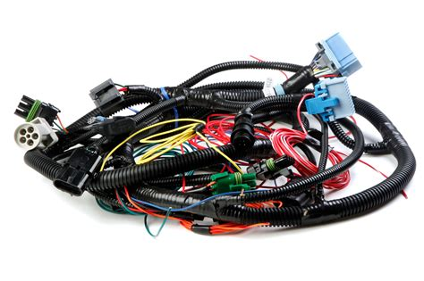 Holley Replacement Main Wiring Harness