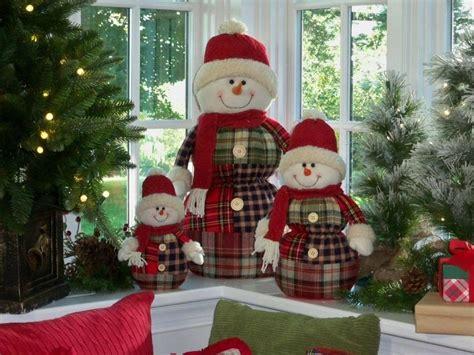 family  snowmen  valerie parr hill  qvc qvc