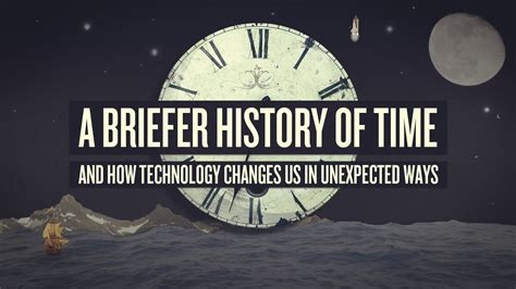 How Clocks Changed Humanity Forever, Making Us Masters and ...