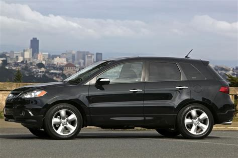 2007 acura rdx information and photos zomb drive