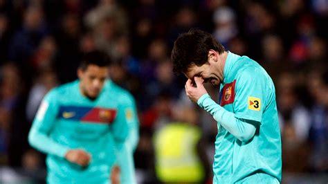 Sjokktap for Barça