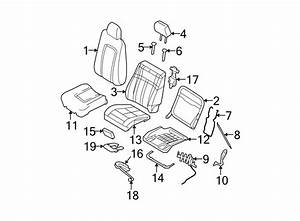 2016 Ford Expedition Seat Heater Control Module  Seats
