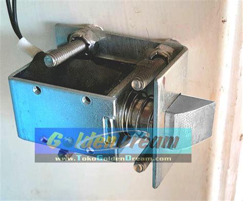 Jual Kunci Pintu Solenoid Door Lock 12v Automatic