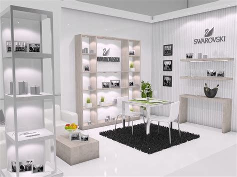 Glamshops visual merchandising & shop reviews Swarovski