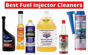6 Best Fuel Injector Cleaners Review 2020