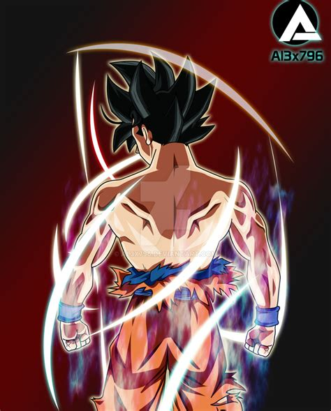 Animated Goku Wallpaper - goku limit breaker wallpapers wallpaper cave