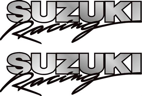 Suzuki Bike Logo Decal, Suzuki Bike Stickers, Buy Suzuki