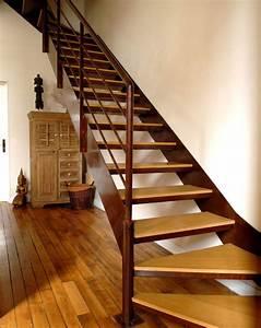 Escalier Bois Intérieur : escaliers tournants tous les fournisseurs escalier ~ Premium-room.com Idées de Décoration