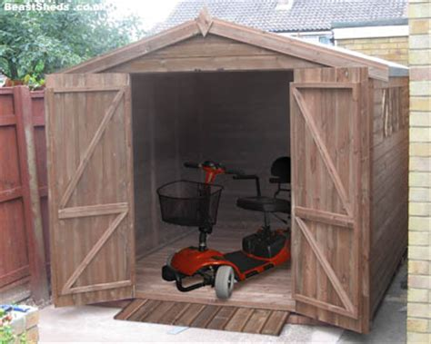 Mobility Scooter Storage Shed by Mobility Scooter Sheds Mobility Scooter Storage Sheds