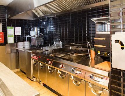 cuisines professionnelles cuisine professionnelle friteuse lave vaisselle