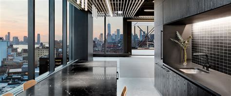 brand new office space sublease in the meatpacking
