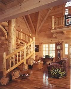 Cheyenne Creek Rustic Log Home Plan 073D-0032 House