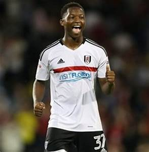 Fulham Starlet Of Nigerian Descent Trains With Abraham In ...