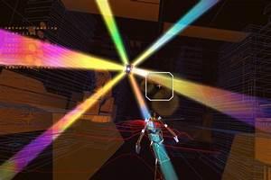 PlayStation VR Showpiece Launch Title Rez Infinite