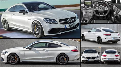 Mercedes-benz C63 Amg Coupe (2017)