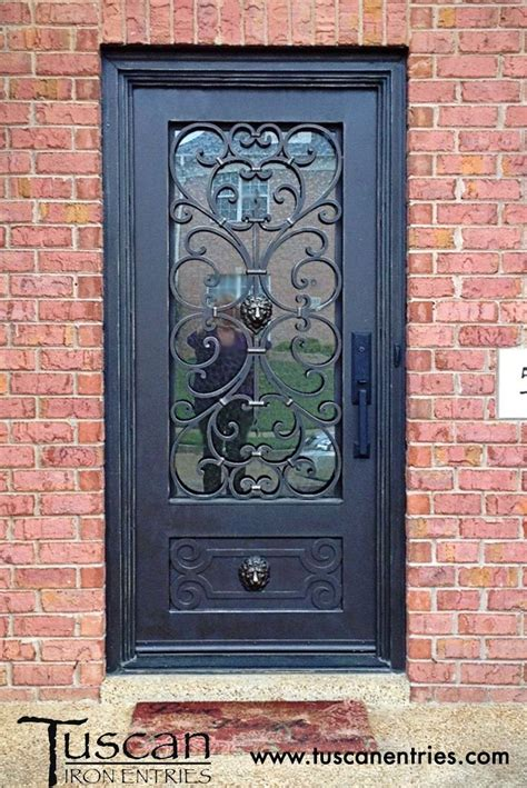 custom iron doors 1000 images about custom iron doors from tuscan on
