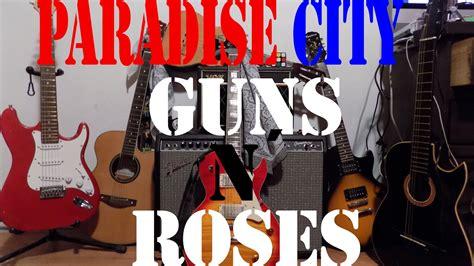 Guns N´roses (cover) Caad