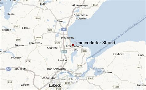timmendorfer strand weather forecast