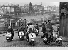 SCOOTERS IN SCOTLAND – Classic Scooterist