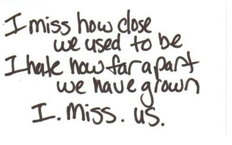 We Used To Be Best Friends Quotes