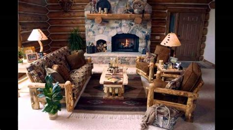 interior decorating ideas for home fascinating log cabin decor ideas