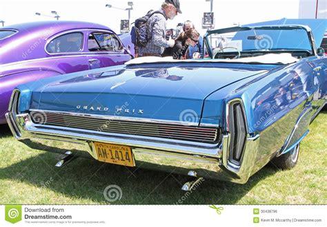 Antique Pontiac Grand Prix Automobile Editorial Photo