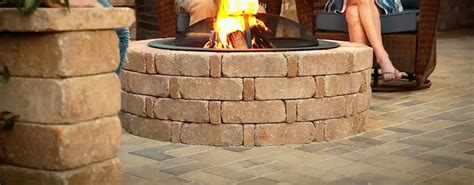 Kitchen Fireplace Ideas - how to build a fire pit